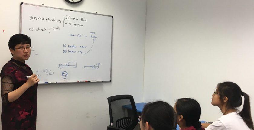 ms chen teaching