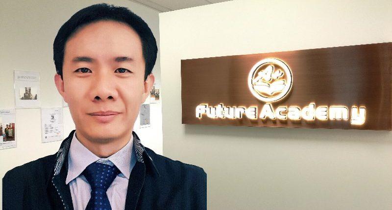 Former HCI HOD Mr Lau Hock Soon tuition